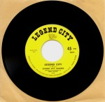 Legend City 45 RPM record